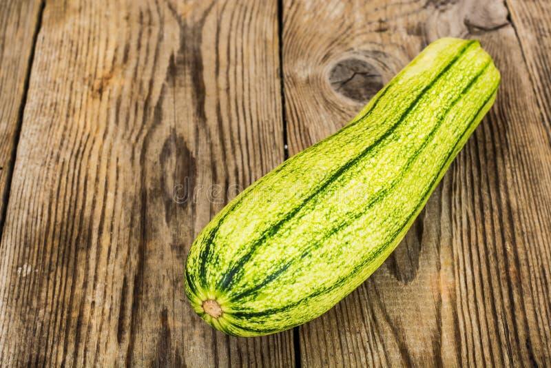 Calabacín verde fresco foto de archivo