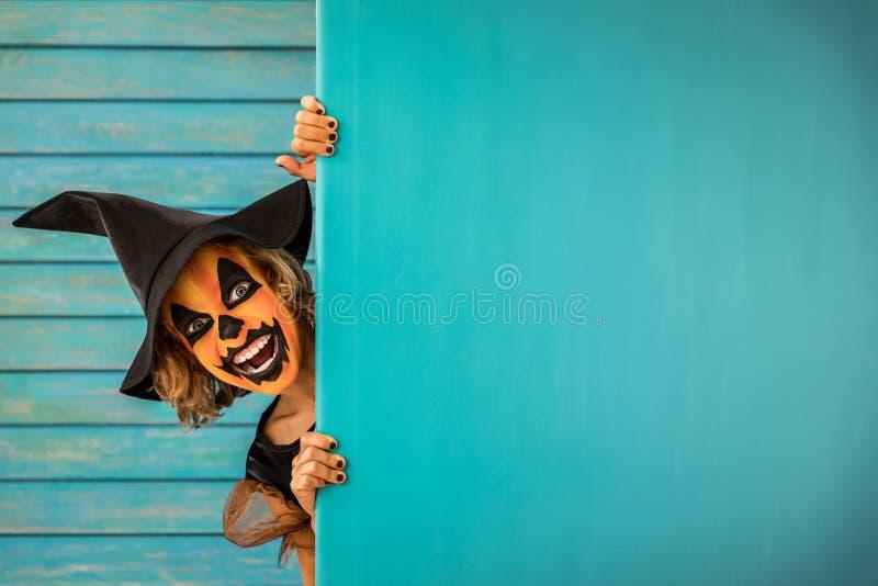 Calabaza Autumn Holiday Concept de Halloween imagenes de archivo