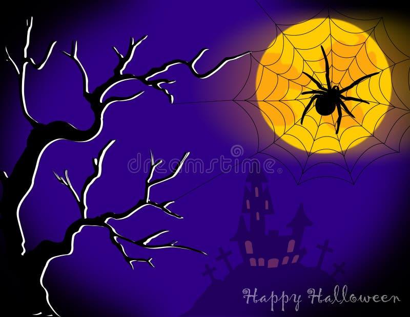 Calabaza de Halloween fotografía de archivo