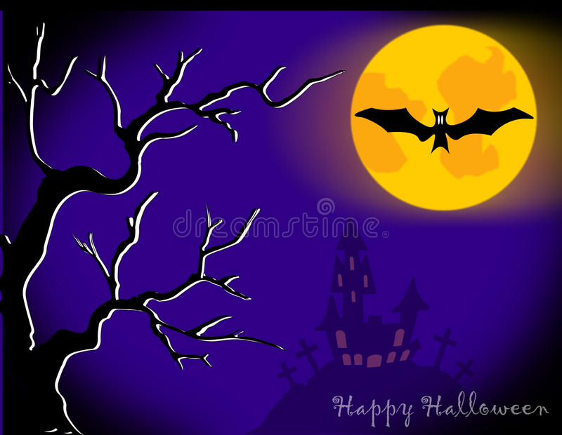 Calabaza de Halloween imagen de archivo