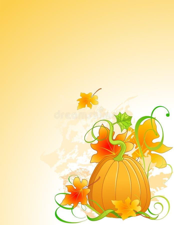 Calabaza de otoño libre illustration