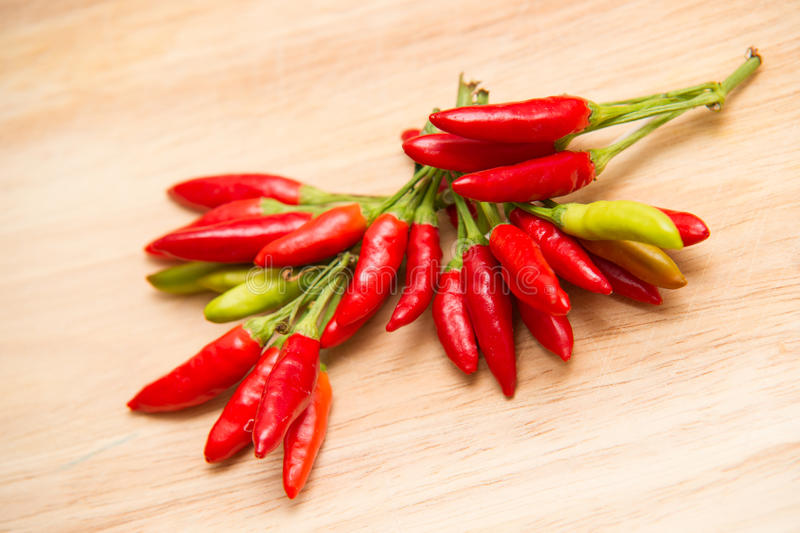 Calabrian Hot Pepper Very Hot Chili Royalty Free Stock Photography
