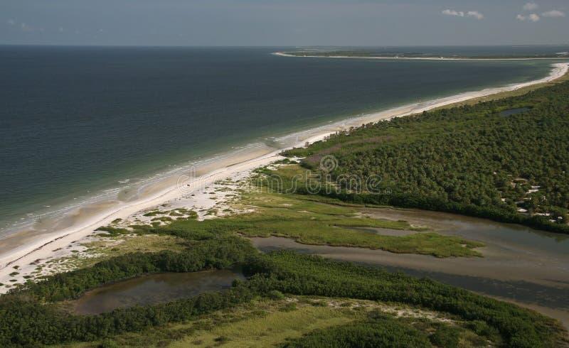 Download Caladesi Island stock photo. Image of preserve, shallow - 466380
