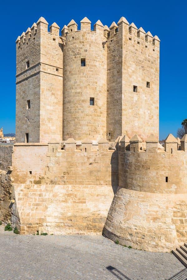 Calahorra tower, Cordoba, Andalucia, Spain. Calahorra tower Cordoba Andalucia Spain Europe stock photo