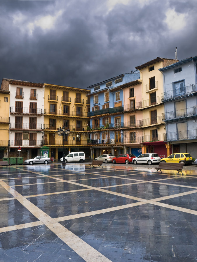 Calatayud, Spain royalty free stock images