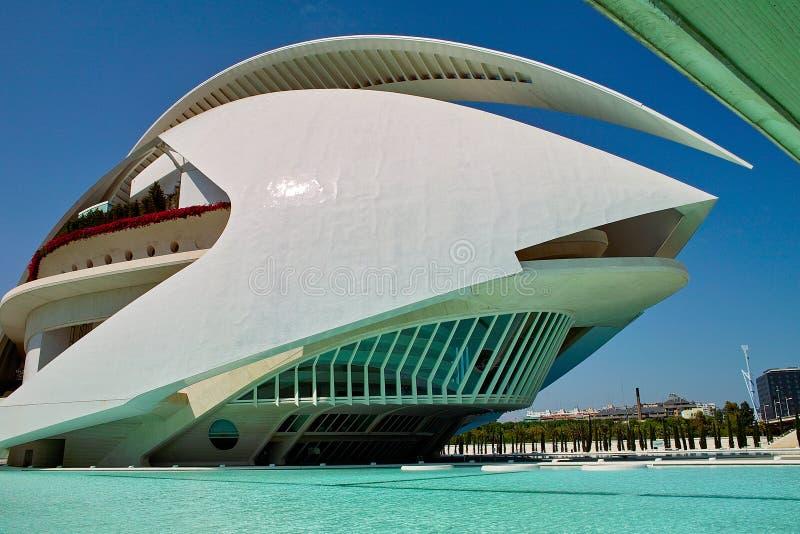 calatrava στοκ φωτογραφία