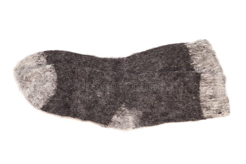 Calcetines de lana foto de archivo libre de regalías