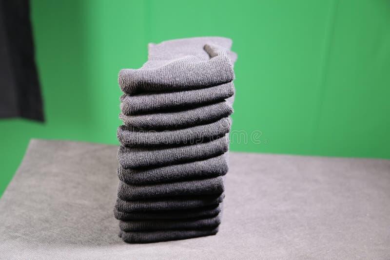 Calcetines del ` s de los hombres fotografía de archivo
