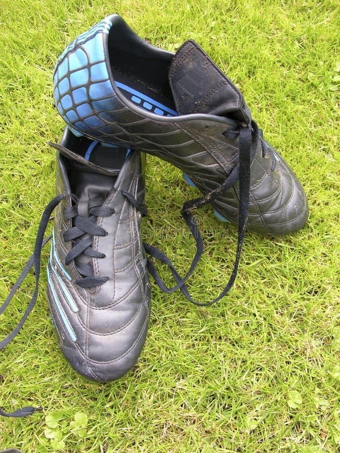 Download Calcio immagine stock. Immagine di erba, ricreazione, pattino - 205773