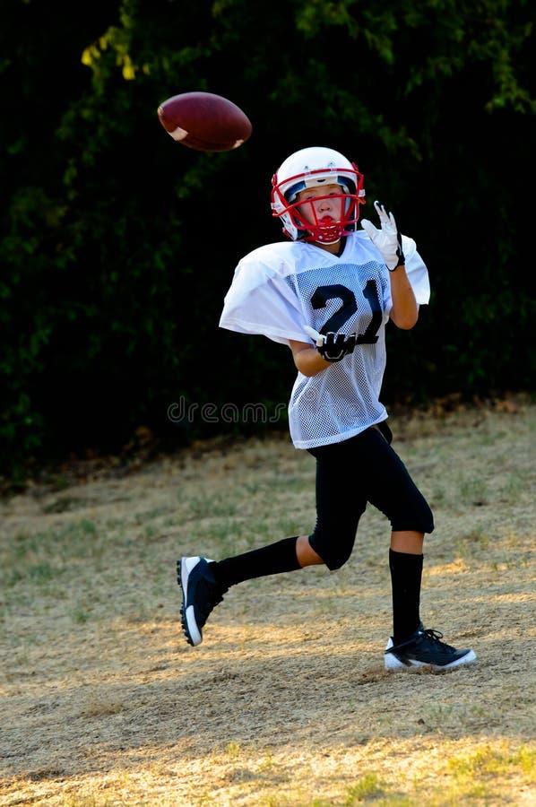Calcio americano della gioventù immagini stock libere da diritti