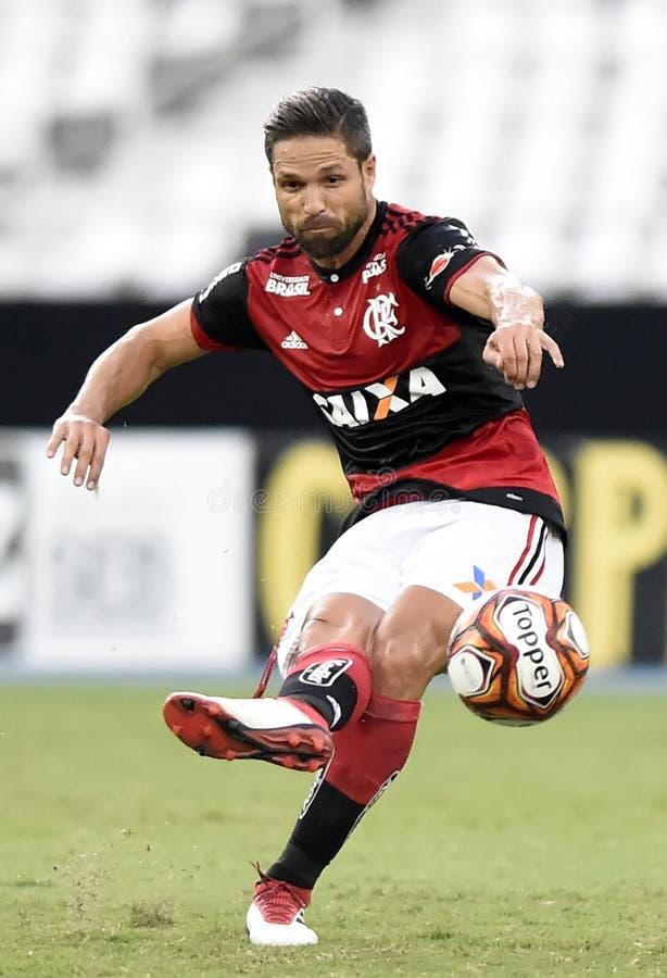 Calcio - Brasile immagini stock libere da diritti