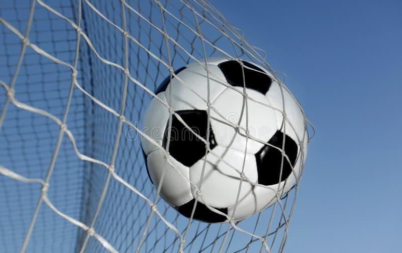 calcio della sfera immagini stock