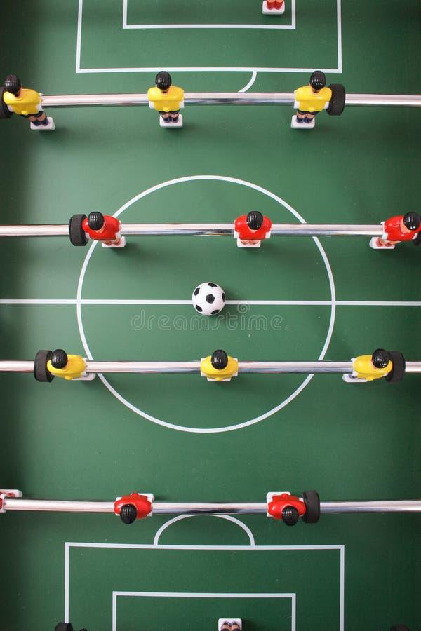 Calcio della Tabella immagine stock