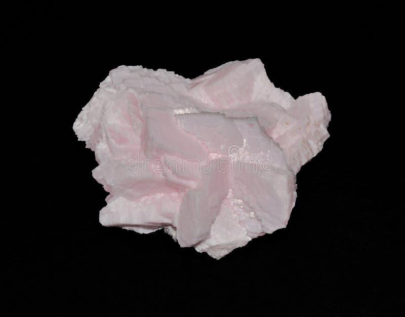 Calcite μαγγάνιο στοκ εικόνες