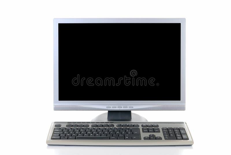Calcolatore alta tecnologia fotografia stock