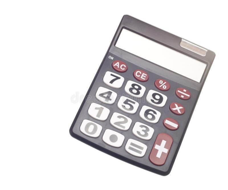Calcolatore di mano fotografie stock libere da diritti