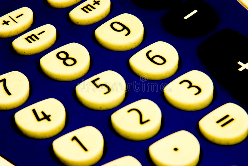 Calcolatore Grungy immagini stock libere da diritti
