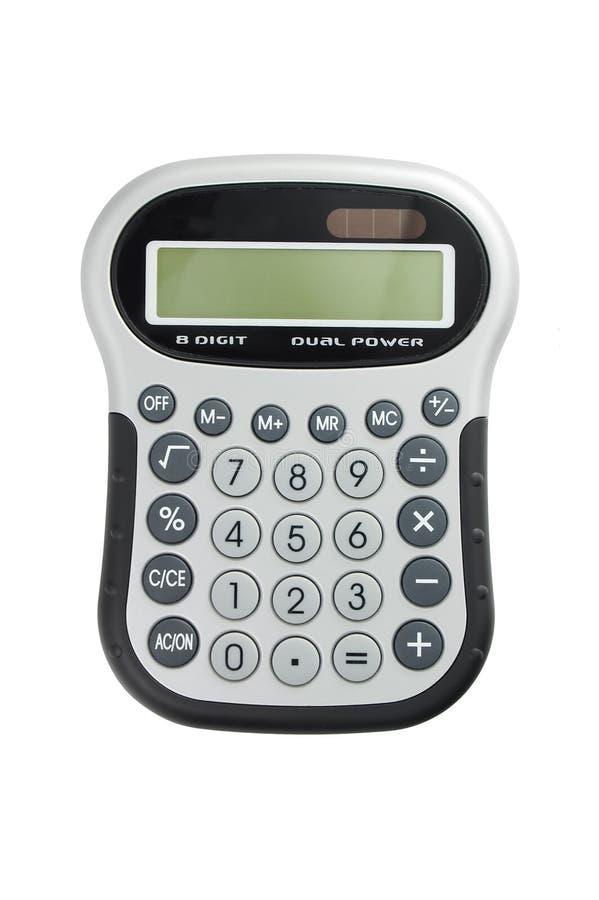 Calcolatore isolato immagini stock libere da diritti