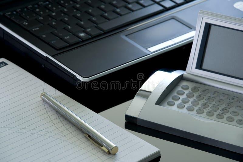 calculador 免版税库存照片
