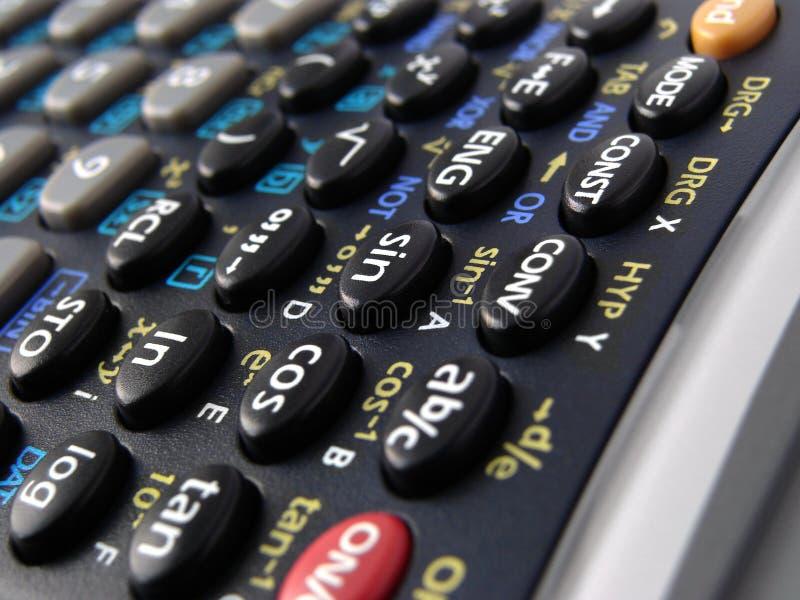 Download Calculadora científica imagem de stock. Imagem de closeup - 12813401