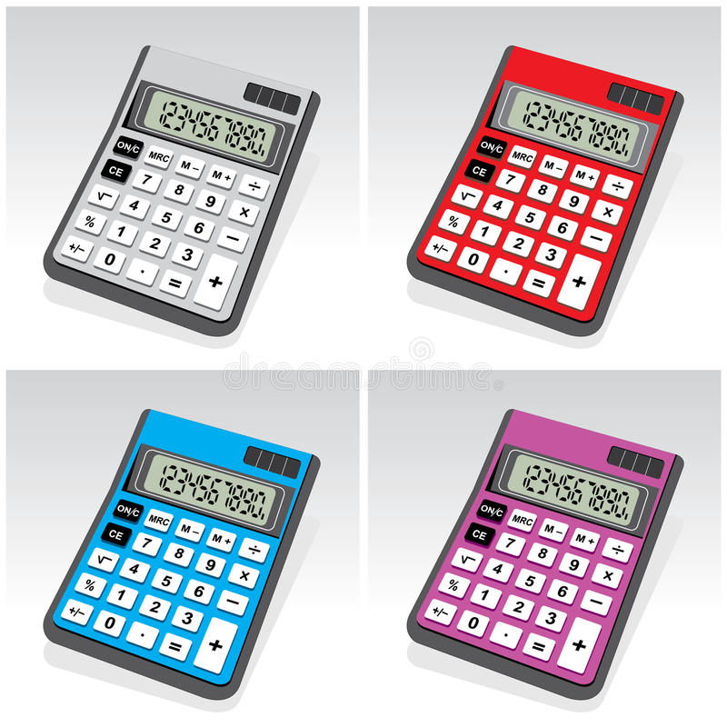 Calculadoras libre illustration