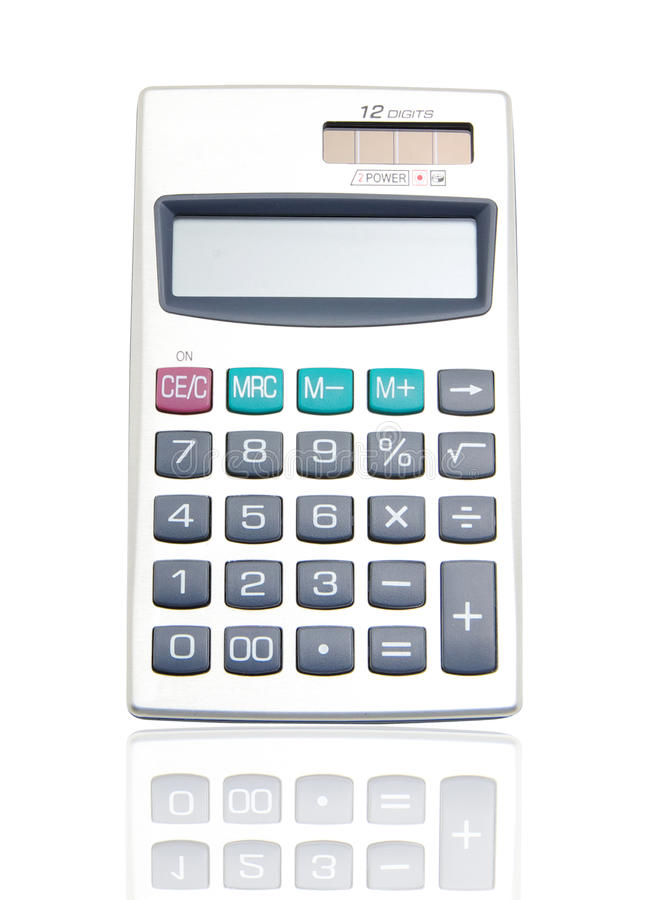 Download Calculate stock photo. Image of calculator, deal, sign - 12806298