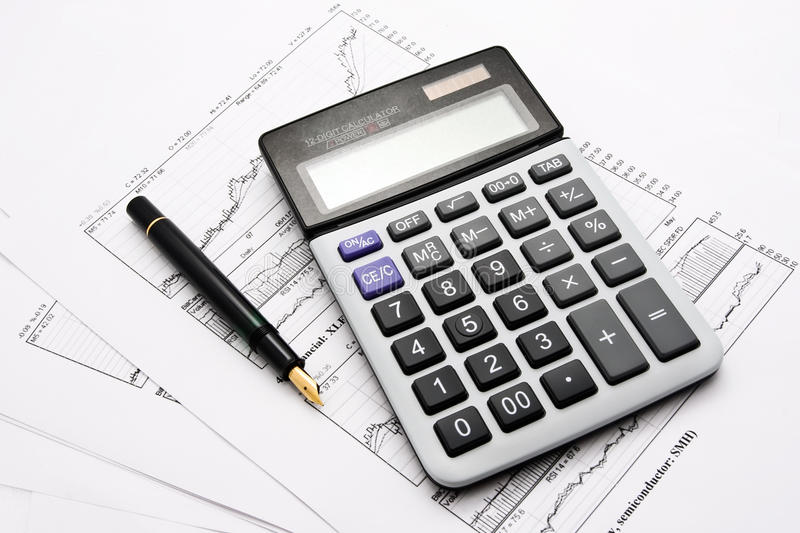 Download Calculator Royalty Free Stock Photos - Image: 13783618