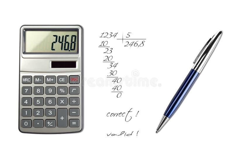 Download Calculator stock photo. Image of math, cost, machine - 17024474