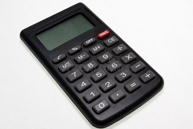Calculator stock foto