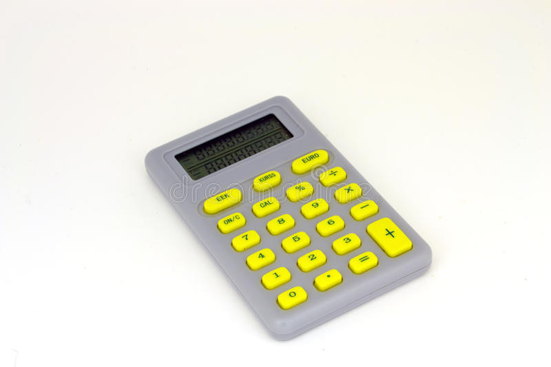 Download Calculator stock photo. Image of accuracy, color, calculator - 20811828