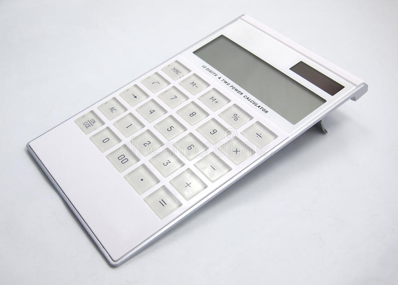 Download Calculator Royalty Free Stock Photos - Image: 21271108