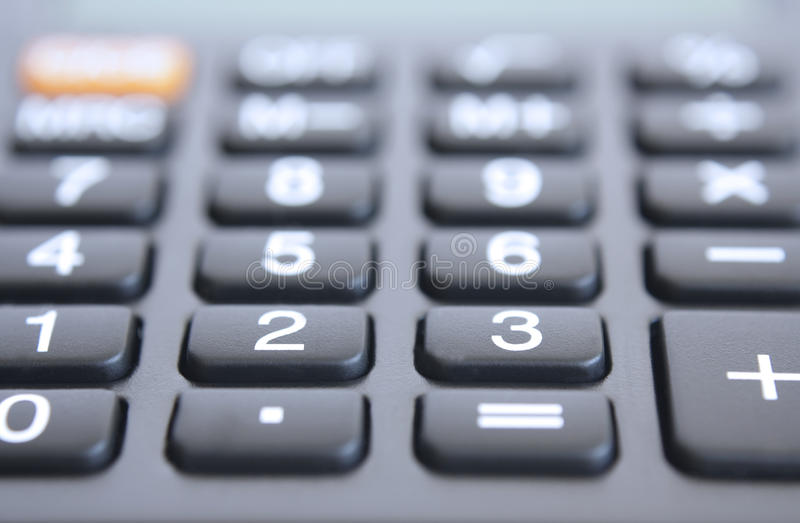 Download Calculator. stock image. Image of toned, close, calculator - 22259679