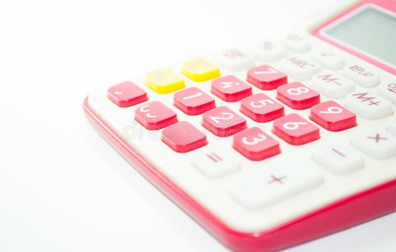 Calculator stock foto's