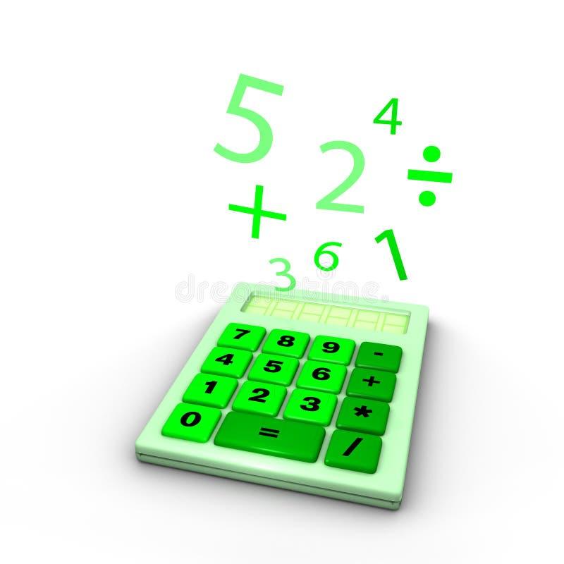 Calculator vector illustratie