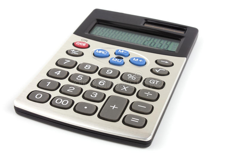 Download Calculator stock photo. Image of dollars, advertising - 9854572