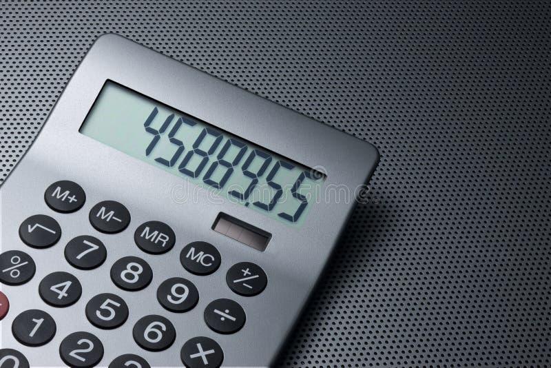 Calculator Background stock photography