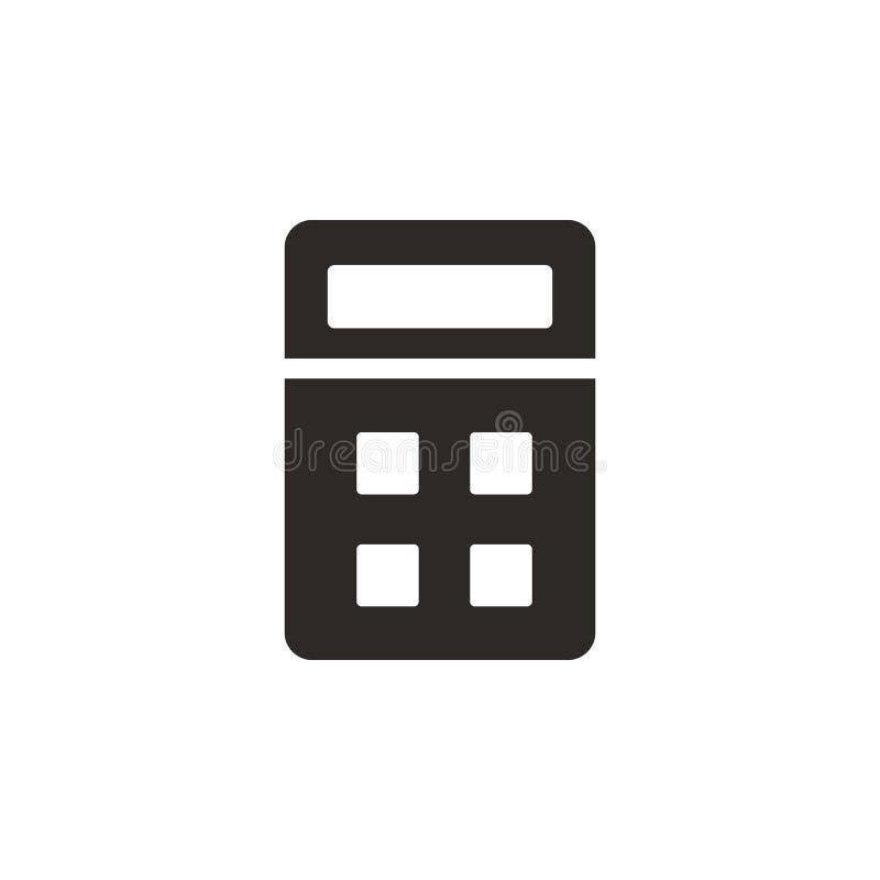 Calculator icon - Vector. Simple element illustration from UI concept. Calculator icon - Vector. Infographic concept vector vector illustration