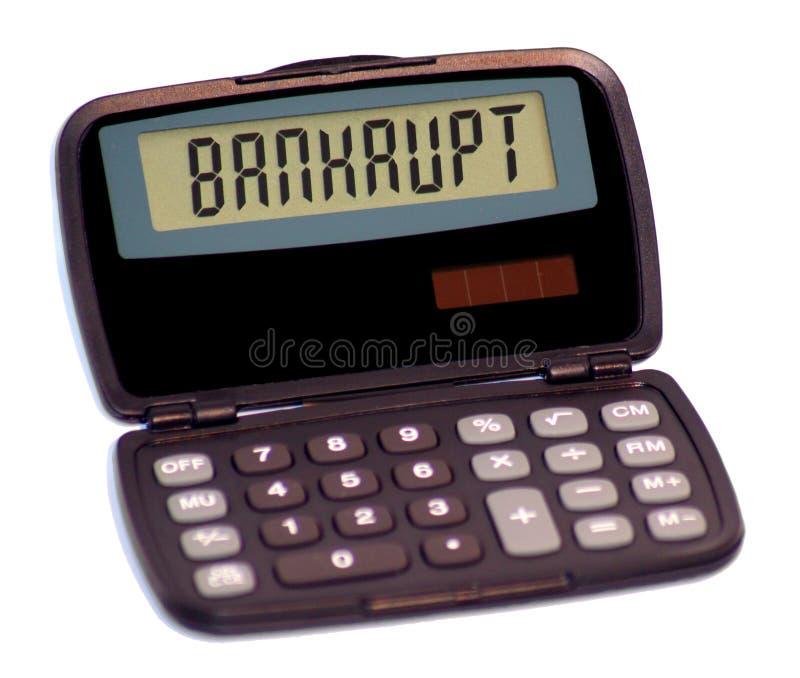 Calculator II royalty-vrije stock afbeeldingen