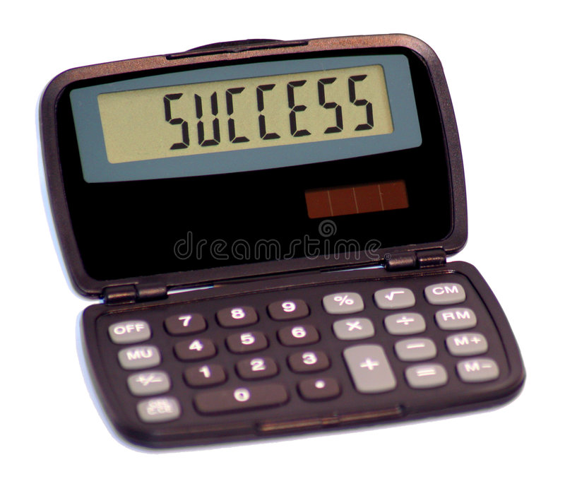 Calculator II royalty free stock image