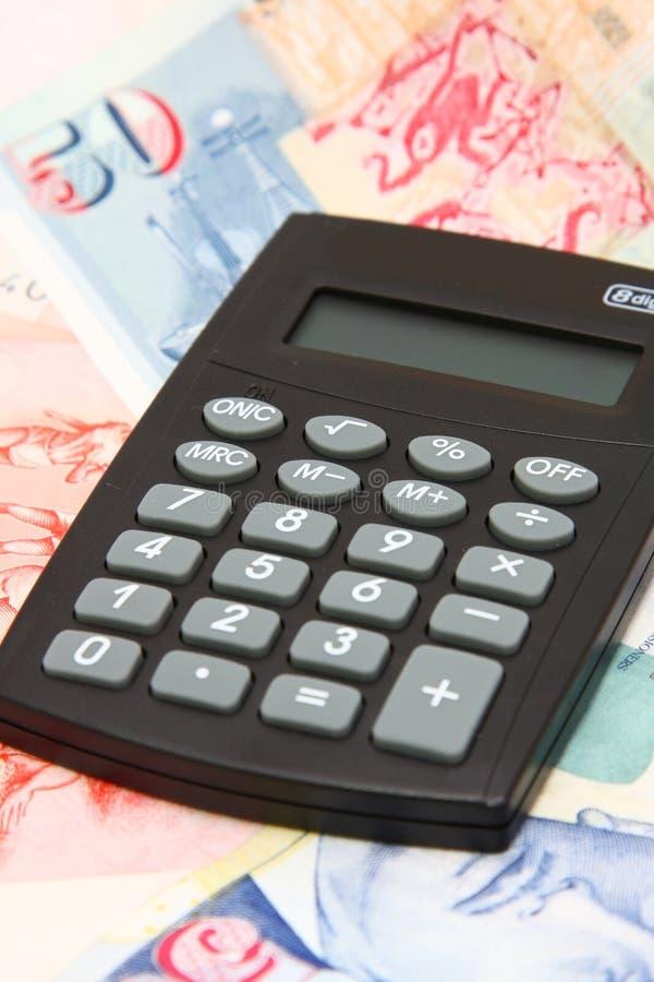 Download Calculator and money stock photo. Image of exchange, buyer - 17291298