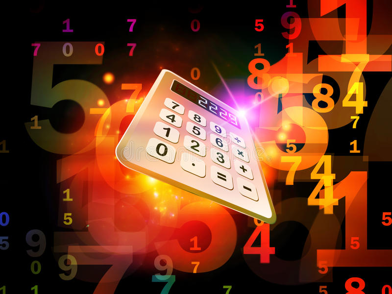 Download Calculator Perspective Royalty Free Stock Images - Image: 22320209