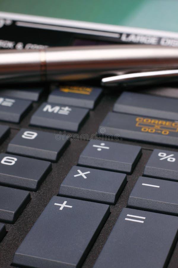 calculator1 arkivfoto