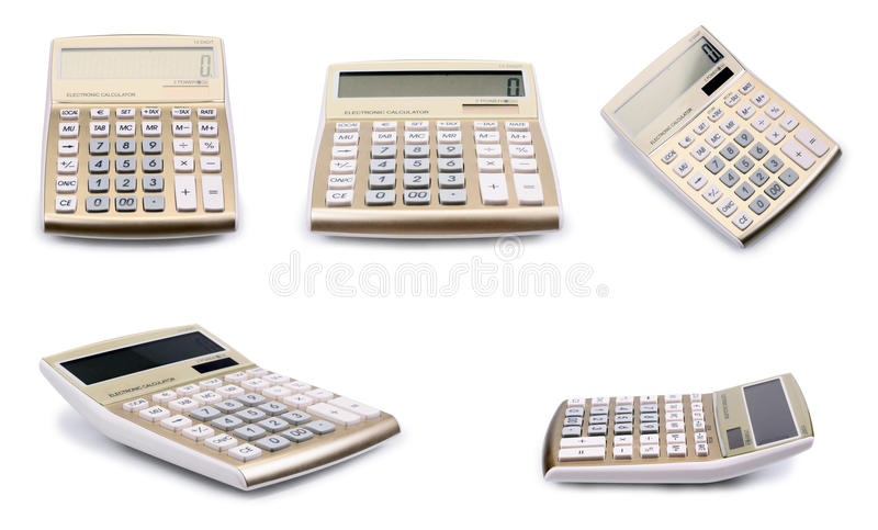 Download Calculators stock image. Image of calculator, calculate - 32887085