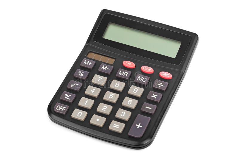 Calculatrice d'affaires image stock