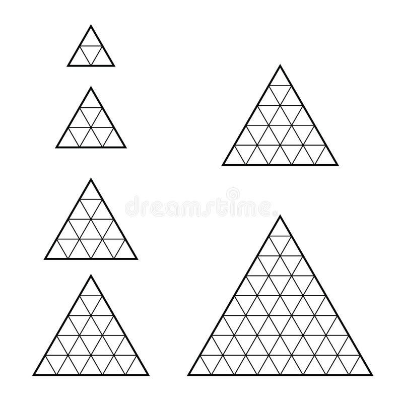 Calculatrice de fraction de mathématiques de fraction simplifiant des fractions sur le vecteur blanc de fond illustration libre de droits