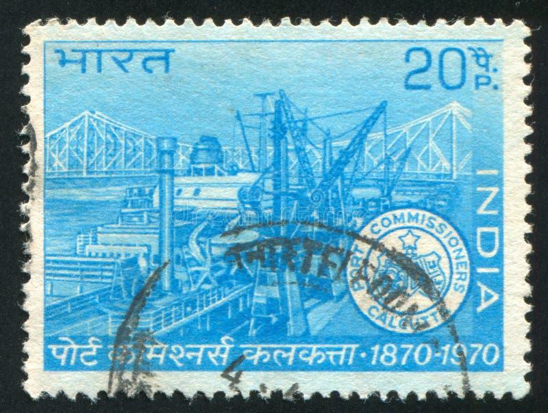 Calcutta schronienie fotografia royalty free