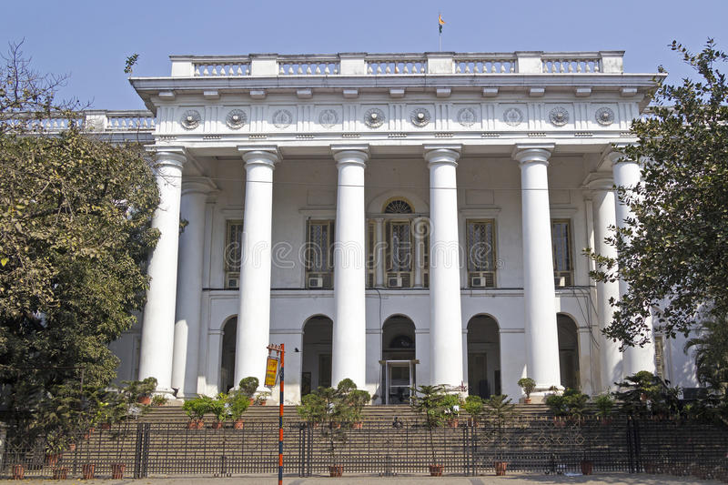 Calcutta Town Hall royalty free stock photography