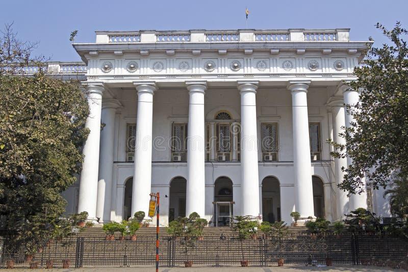 Calcutta urząd miasta fotografia royalty free