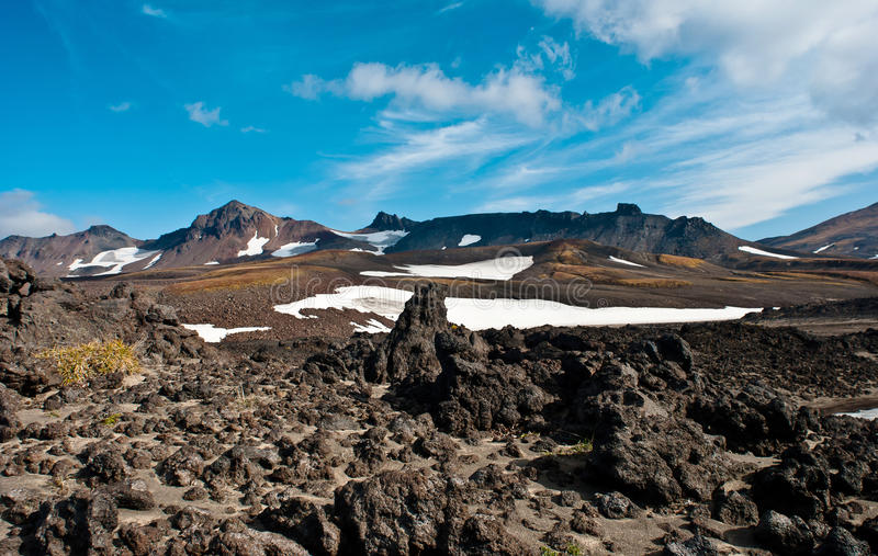 Download Caldera Of The Volcano Stock Photography - Image: 35408182