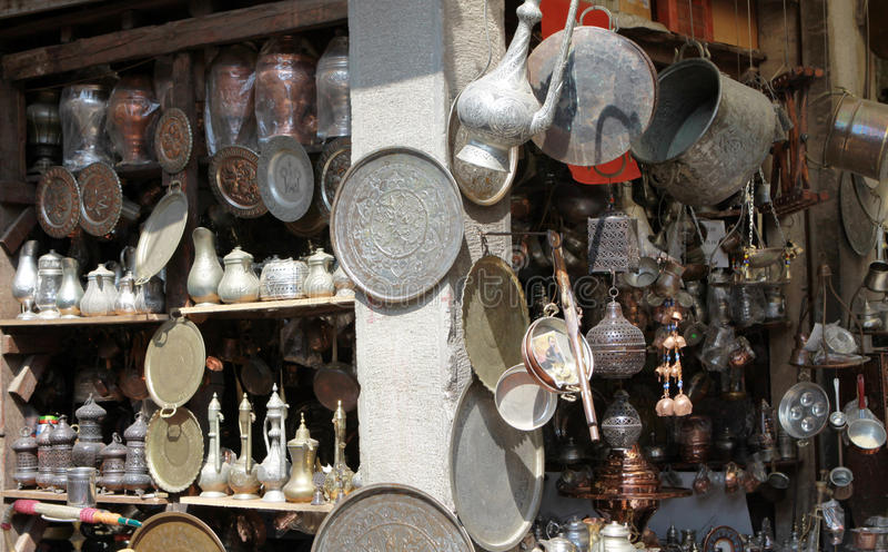 Calderero de Anatolia imagenes de archivo
